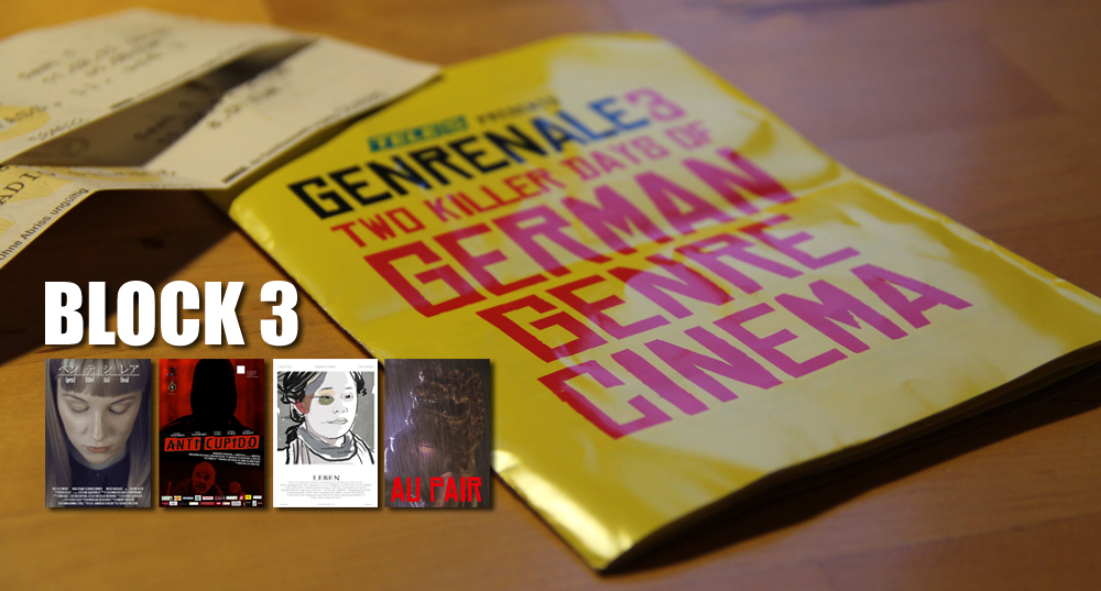 Genrenale3: Kurzfilme Block 03