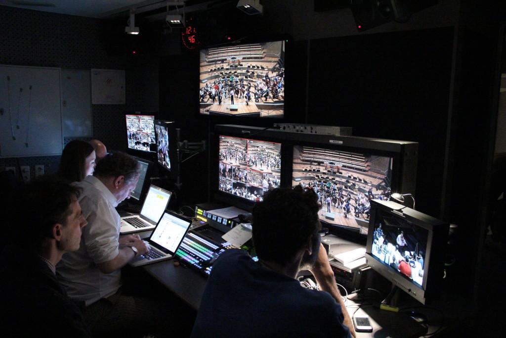 Die Bildmischung - Digital Concert Hall